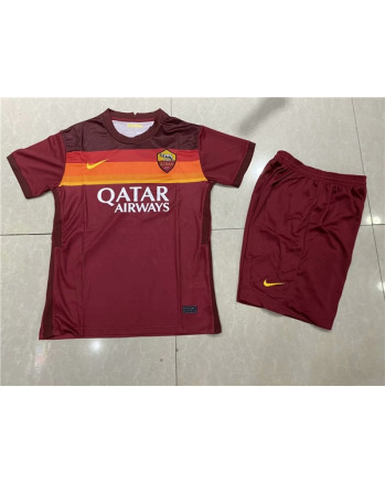 Roma Home Kids Soccer Kit 2020-21