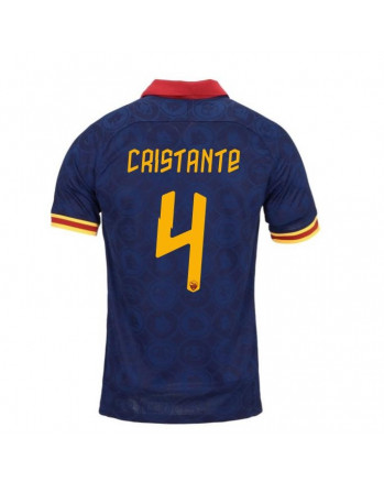 AS Roma Third Away CRISTANTE Soccer Jersey 2019-20