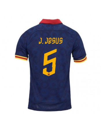 AS Roma Third Away J. JESUS Soccer Jersey 2019-20