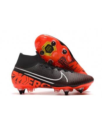 Ronaldo Boots Mercurial Superfly 7 Elite SG-PRO AC FG Boots FT202002020007