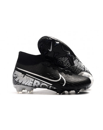 Ronaldo Boots Mercurial Superfly VII 360 Elite FG Boots Black FT201907250002