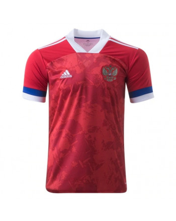 Russia Home Soccer Jersey 2020