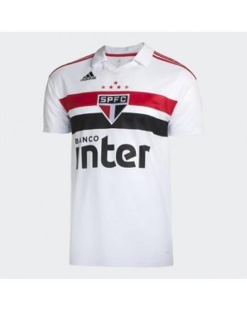 Sao Paulo Home Soccer Jersey 2019-20