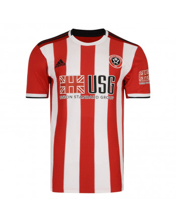 Sheffield United Home Soccer Jersey 2019-20