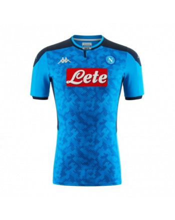 SSC Napoli Europa Home Match Soccer Shirt 2019-20