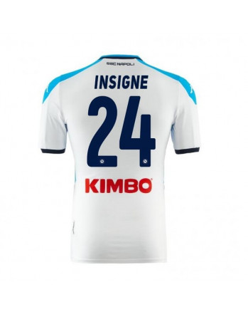 SSC Napoli Third Away INSIGNE Soccer Jersey 2019-20