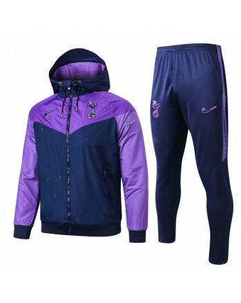 Tottenham Hotspur Purple Training Tracksuit 2019-20