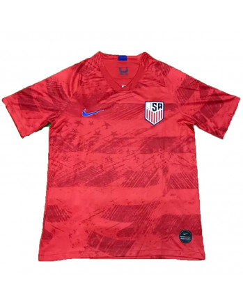 USA Away Soccer Jersey 2019
