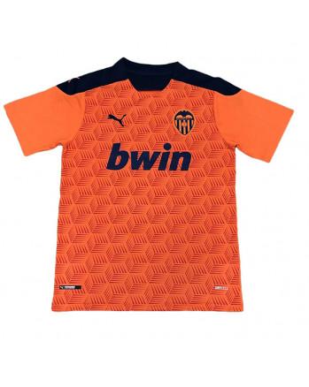 Valencia Away Soccer Jersey 2020-21