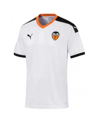 Valencia Home Soccer Jersey 2019-20