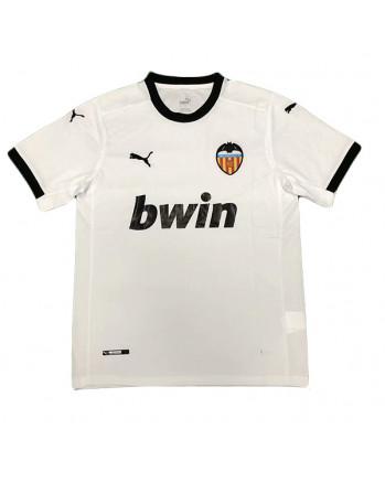 Valencia Home Soccer Jersey 2020-21