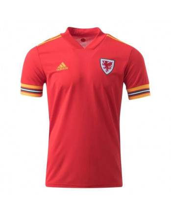 Wales Home Soccer Jersey 2020