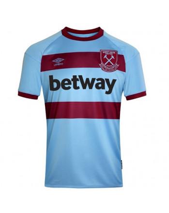 West Ham Away Soccer Jersey 2020-21