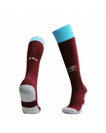 Westham Home Soccer Socks 2019-20