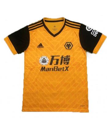 Wolverhampton Wanderers Home Soccer Jersey 2020-21