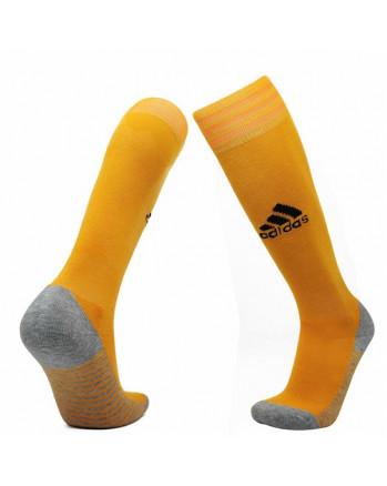 Wolverhampton Wanderers Home Soccer Socks 2020-21