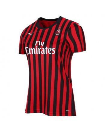 Womens AC Milan Home Soccer Jersey 2019-20