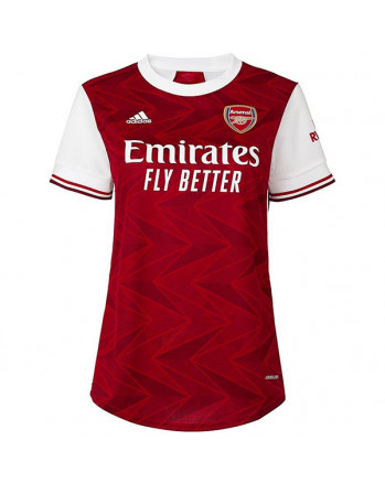 Womens Arsenal Home Soccer Jersey 2020-21