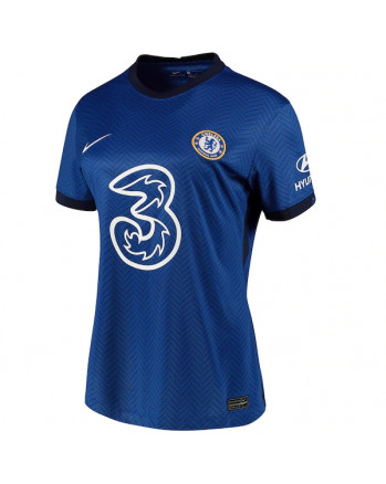 Womens Chelsea Home Soccer Jersey 2020-21