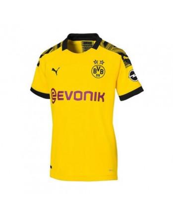 Womens Dortmund Home Soccer Jersey 2019-20