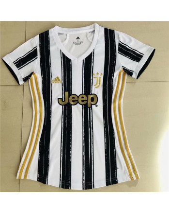 Womens Juventus Home Soccer Jersey 2020-21