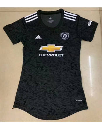 Womens Manchester United Away Soccer Jersey 2020-21