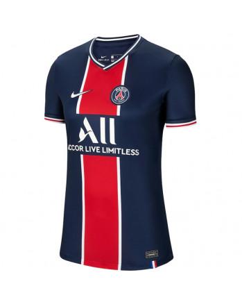 Womens Paris SG Home Soccer Jersey 2020-21