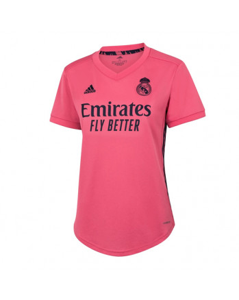 Womens Real Madrid Away Soccer Jersey 2020-21