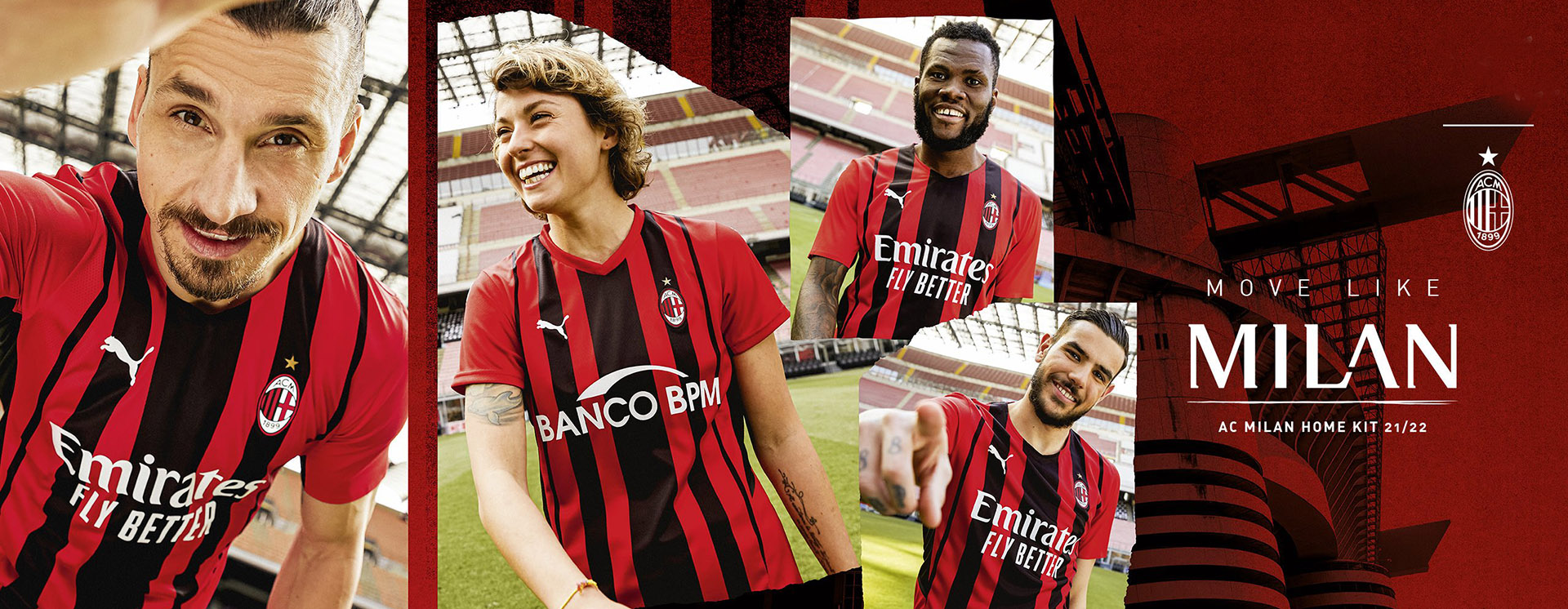 AC Milan Home/Away Shirt 2018/19